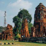 Ruinen-von-Wat-Mahathat-Ayutthaya