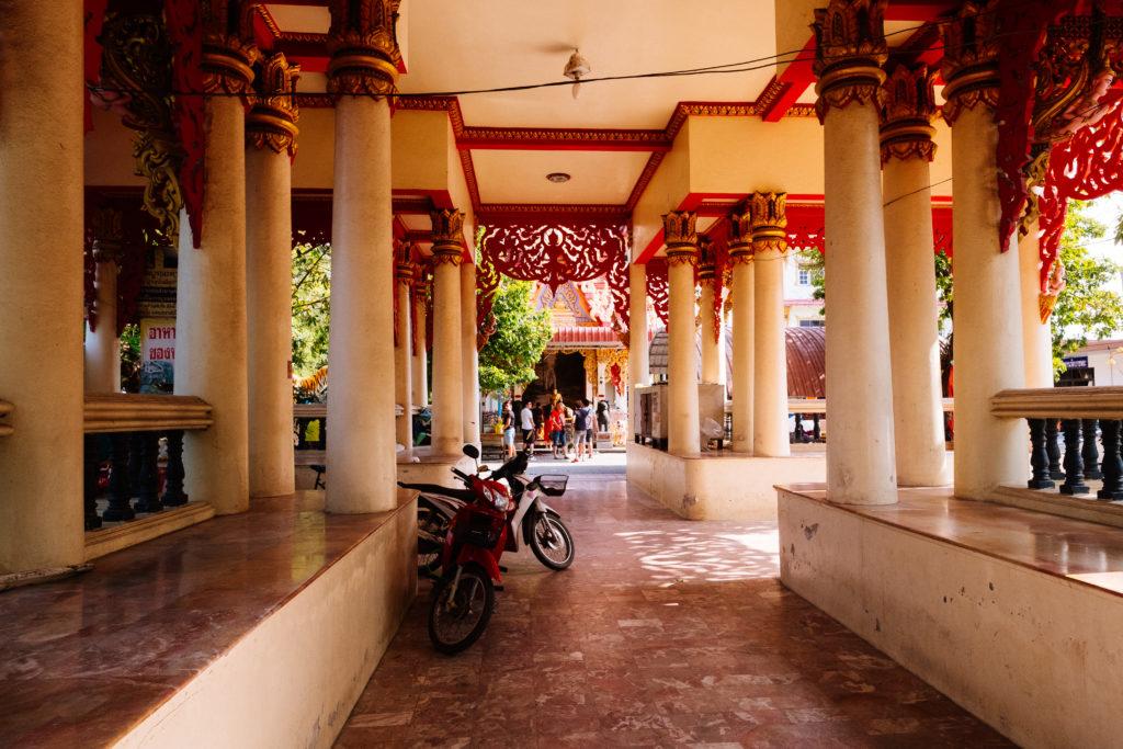 Das Kloster Wat Bang Phra