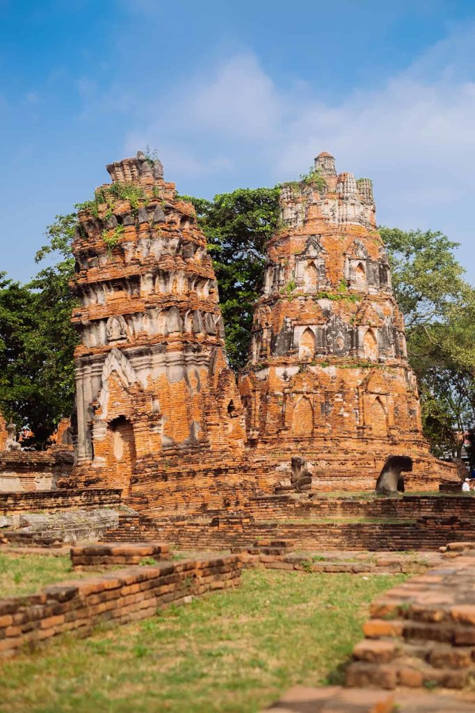 Wat-Mahathat-in-Ayutthaya