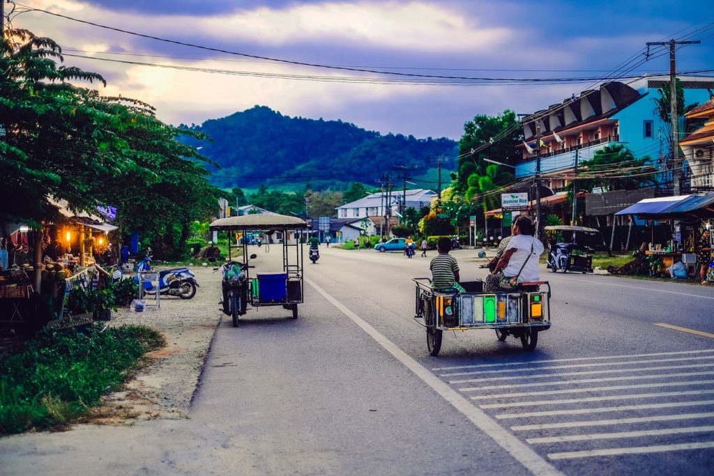Ao Nam Mao Beach Krabi Thailand
