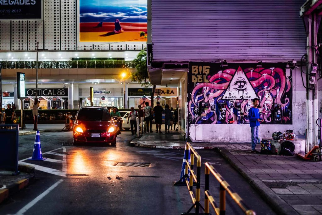 Top 10 Bangkok kosmopolitisme